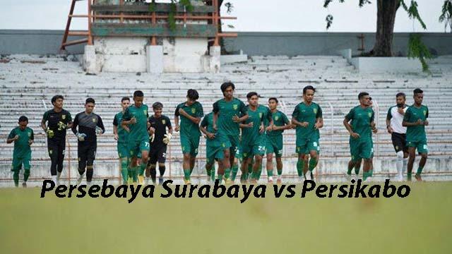Persebaya Surabaya vs Persikabo