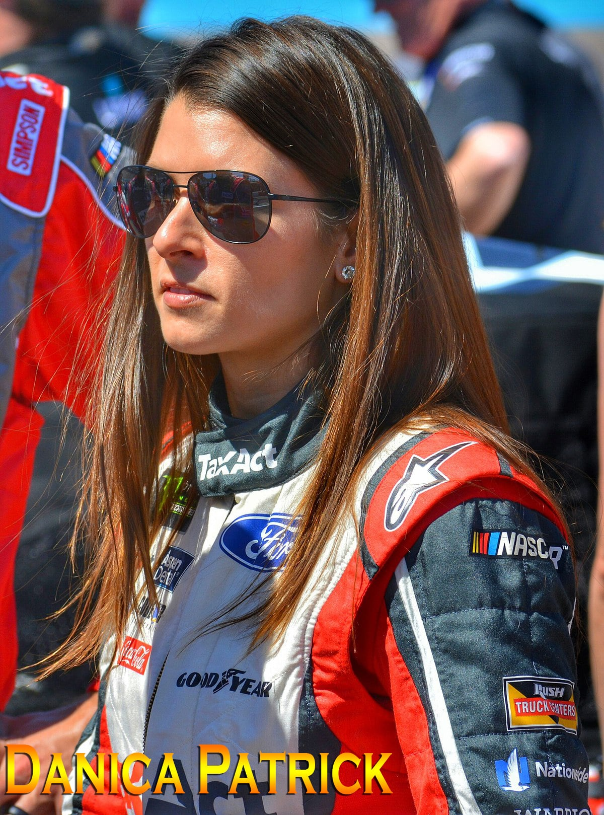 Danica Patrick Bergabung F1 Sky Sports GP Amerika Serikat