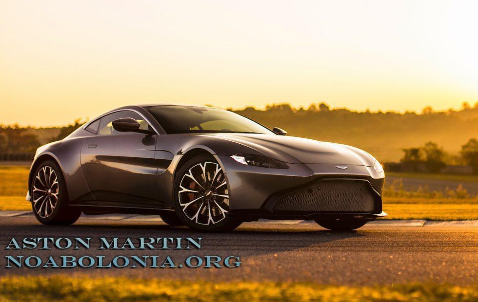 Fakta Menarik Aston Martin