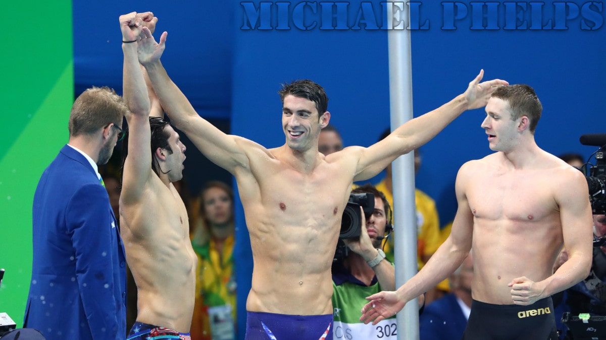Fakta Menarik Michael Phelps
