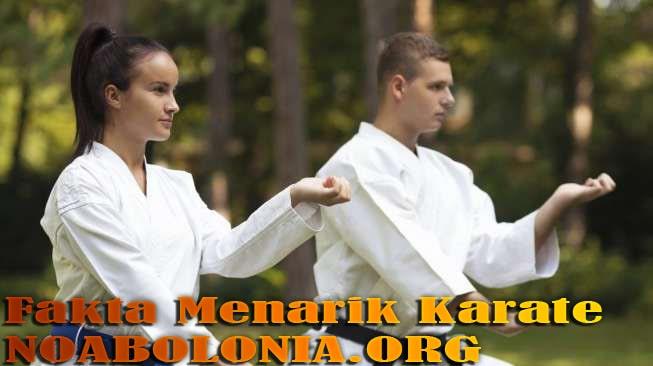 Fakta Menarik Tentang Karate