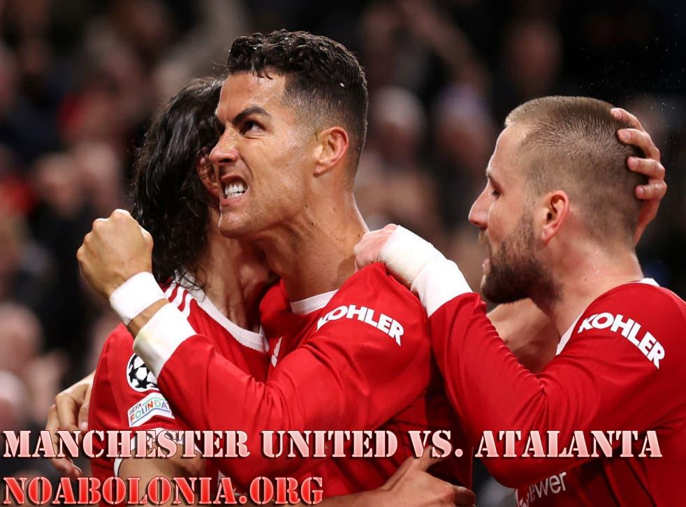 Hasil Manchester United vs Atalanta