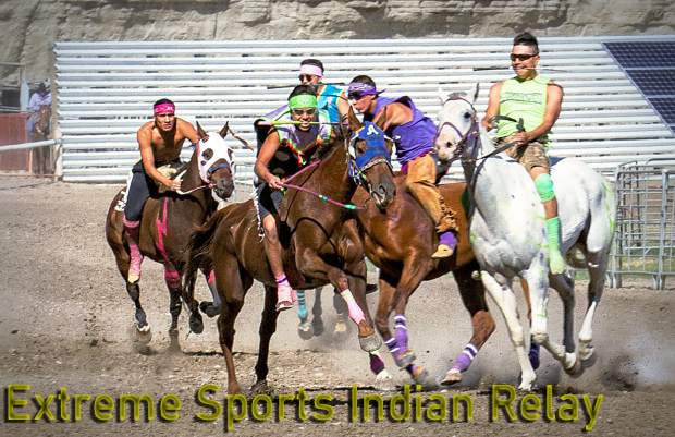 Olahraga Ekstrim Asli Suku Amerika Utara