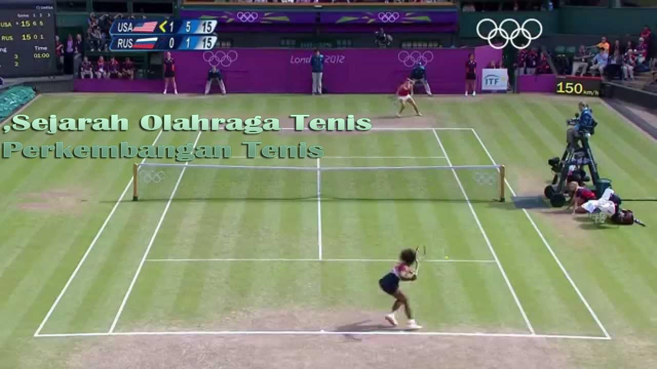 Perkembangan Olahraga Tenis