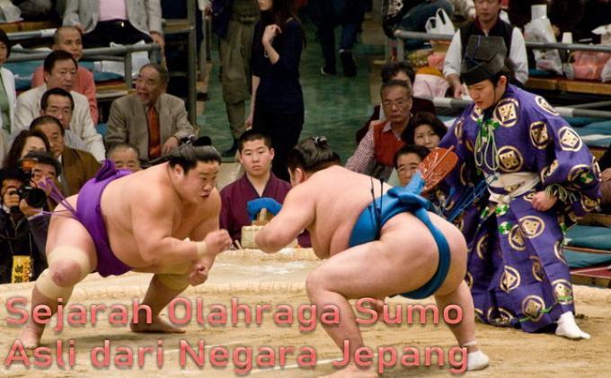 Sejarah Sumo, Olahraga Asli dari Negara Jepang