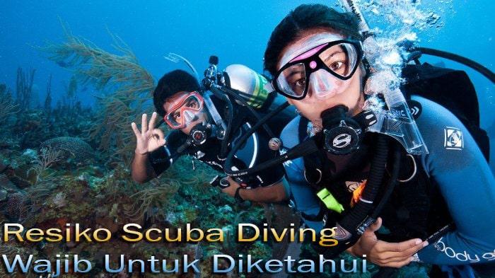 bahaya olahraga scuba diving